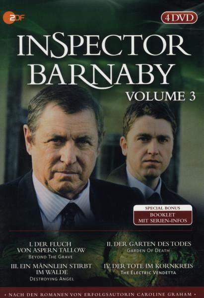 caroline graham inspector barnaby