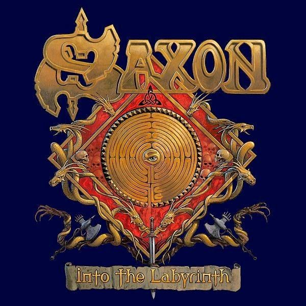 Into The Labyrinth (Limited Edition CD + DVD) - Saxon