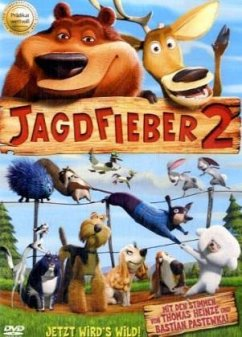 Jagdfieber 2, DVD-Video