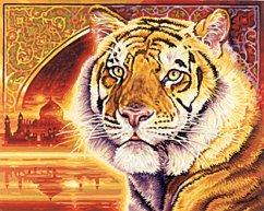 Schipper 609130454 - Indien Bengal Tiger, MNZ, ...