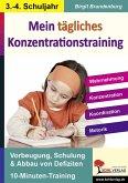 Kohls Konzentrationstraining - 3.-4. Schuljahr