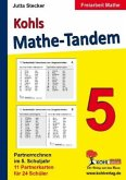 Kohls Mathe-Tandem 5. Schuljahr