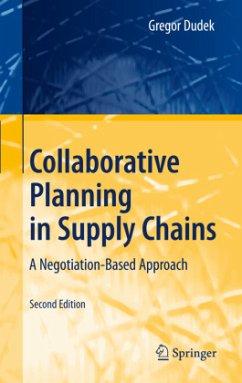 Collaborative Planning in Supply Chains - Dudek, Gregor