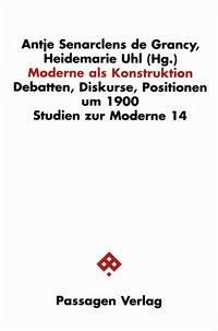 Moderne als Konstruktion