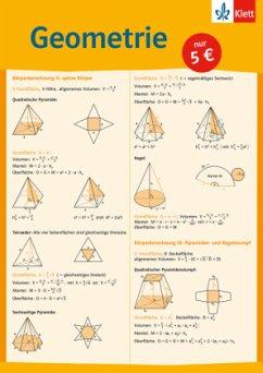 Auf einen Blick - Geometrie