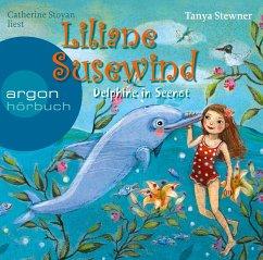 Delphine in Seenot / Liliane Susewind Bd.3 (2 Audio-CDs) - Stewner, Tanya