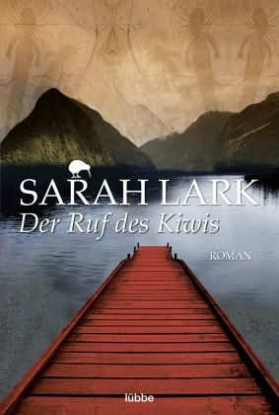 Buch-Reihe Maori von Sarah Lark
