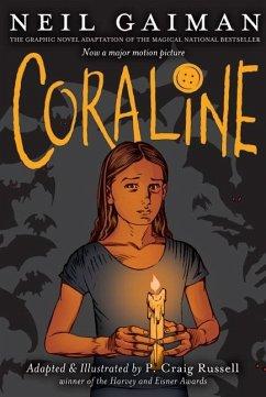 Coraline. Graphic Novel - Gaiman, Neil