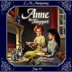 Anne auf Green Gables - Anne in Kingsport, Erste Erfolge als Schriftstellerin, Audio-CD