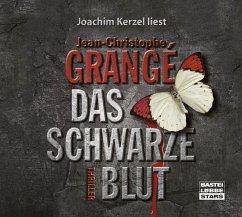 Das schwarze Blut, 6 Audio-CDs - Grangé, Jean-Christophe