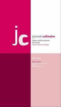 Journal Culinaire No. 7