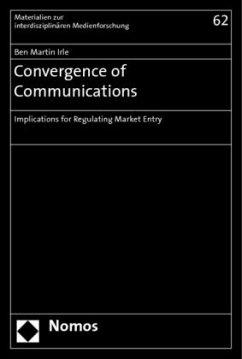 Convergence of Communications - Irle, Ben Martin