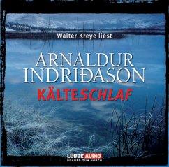 Kälteschlaf / Kommissar-Erlendur-Krimi Bd.8 - Arnaldur Indridason