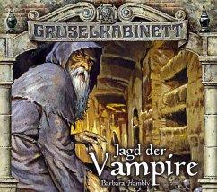 Jagd der Vampire / Gruselkabinett Bd.32/33 (2 Audio-CDs) - Hambly, Barbara