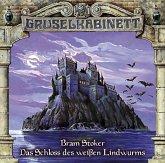 Das Schloss des weißen Lindwurms / Gruselkabinett Bd.35 (1 Audio-CD)