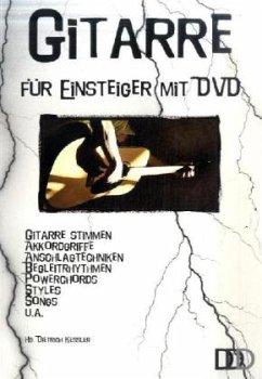 Gitarre für Einsteiger, m. DVD