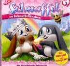 Die bezaubernde Prinzessin, 1 Audio-CD / Schnuffel und Schnuffelienchen, Audio-CDs Nr.2