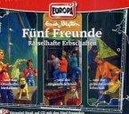 3er Box Rätselhafte Erbschaften / Fünf Freunde Bd.38/47/56 (3 Audio-CDs)