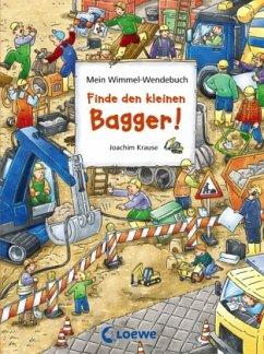 Finde den kleinen Bagger!\Finde den roten Ritterhelm! - Krause, Joachim