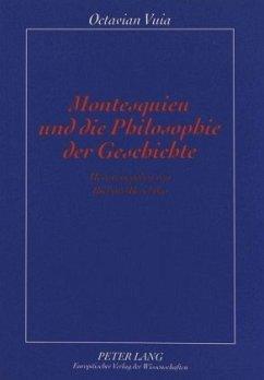 Montesquieu und die Philosophie der Geschichte - Reschika, Richard