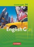 English G 21. Grundausgabe D. Band 4: 8. Schuljahr. Schülerbuch