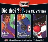 3er Box / Die drei Fragezeichen Bd.55-57 (3 Audio-CDs)