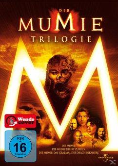 Die Mumie Trilogie (3 DVDs, Amaray)