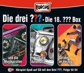 3er Box / Die drei Fragezeichen Bd.52-54 (3 Audio-CDs)