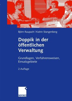 Doppik in der öffentlichen Verwaltung - Raupach, Björn;Stangenberg, Katrin