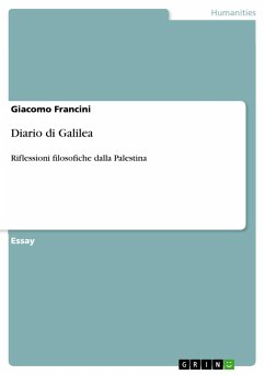 Diario di Galilea