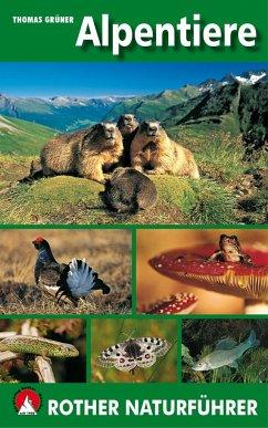 Alpentiere - Grüner, Thomas