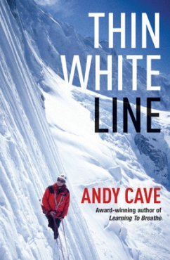 Thin White Line - Cave, Andy