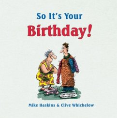 So It's Your Birthday! - Haskins, Mike; Wichelow, Clive