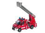 Bruder 2532 - Mercedes Benz Sprinter, Feuerwehr mit Drehleiter