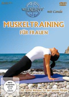 Muskeltraining für Frauen - Canda