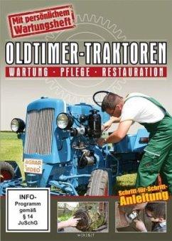 Oldtimer-Traktoren, DVD
