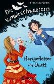 Herzgeflatter im Duett / Die Vampirschwestern Bd.4