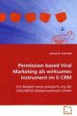 Permission based Viral Marketing als wirksamesInstrument im E-CRM