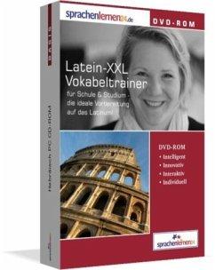 Latein-XXL-Vokabeltrainer, DVD-ROM