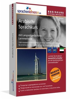 Arabisch-Basiskurs, CD-ROM m. MP3-Audio-CD