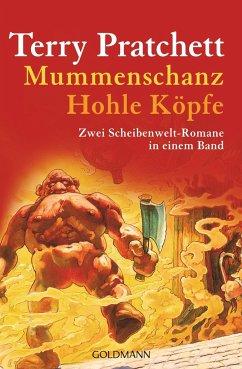 Mummenschanz & Hohle Köpfe / Scheibenwelt Bd.18&19 - Pratchett, Terry