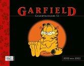 Garfield, Gesamtausgabe / Garfield Gesamtausgabe Bd.12
