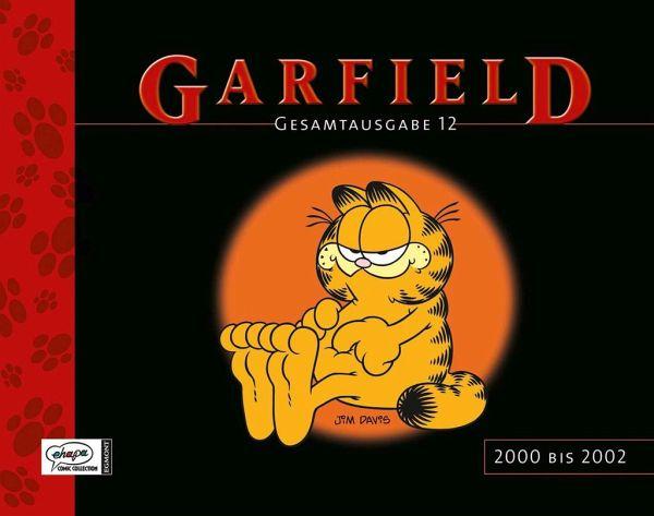 Buch-Reihe Garfield Gesamtausgabe von Jim Davis
