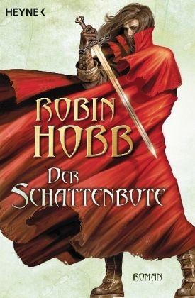 Der Schattenbote / Fitz der Weitseher Bd.2 - Hobb, Robin