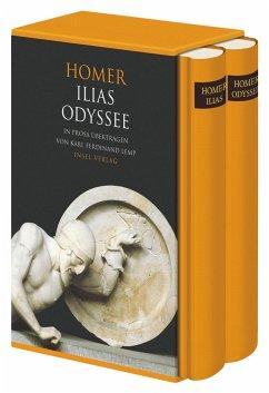 Ilias. Odyssee - Homer