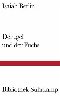 Der Igel und der Fuchs - Berlin, Isaiah