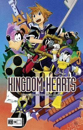 Kingdom Hearts II Bd.3