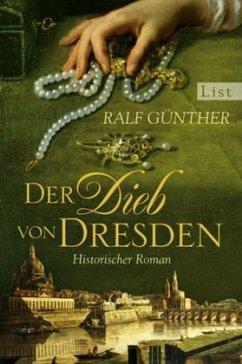 Der Dieb von Dresden - Günther, Ralf
