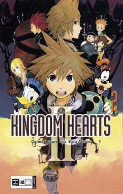 Kingdom Hearts II - Disney, Walt; Enix, Square; Amano, Shiro