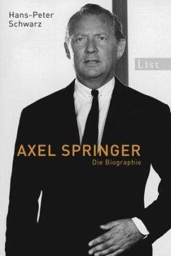 Axel Springer - Schwarz, Hans-Peter